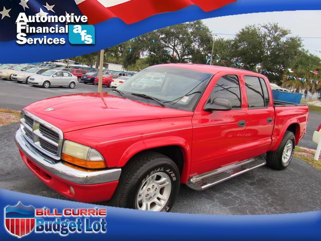 Pre-Owned 2003 Dodge Dakota SLT