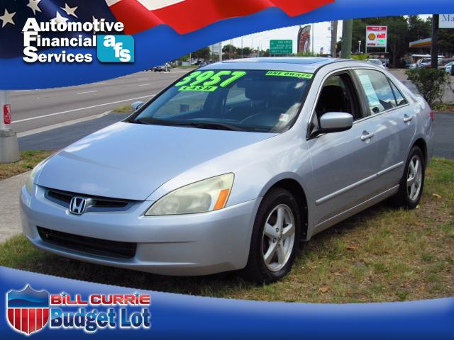 Pre-Owned 2005 Honda Accord Sdn EX