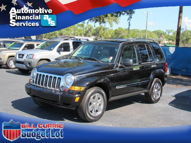 Pre-Owned 2006 Jeep Liberty Limited