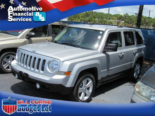 Pre-Owned 2011 Jeep Patriot Latitude