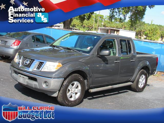 Pre-Owned 2010 Nissan Frontier SE