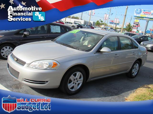 Pre-Owned 2007 Chevrolet Impala LS