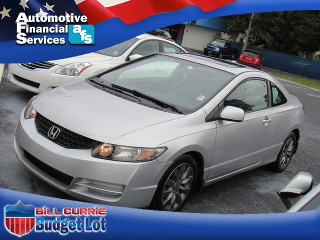 Pre-Owned 2009 Honda Civic Cpe EX