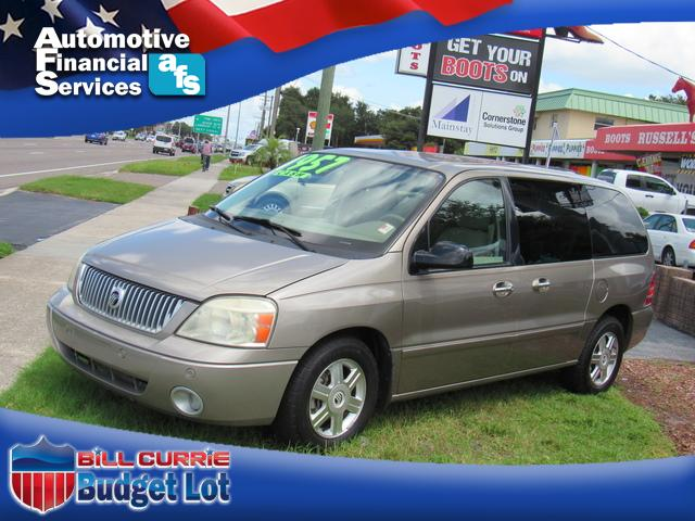Pre-Owned 2004 Mercury Monterey Convenience