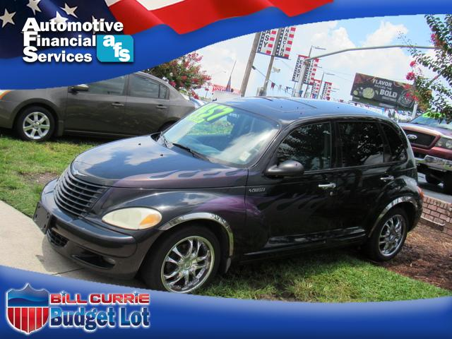 Pre-Owned 2003 Chrysler PT Cruiser GT