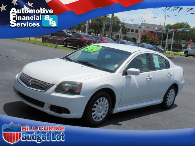 Pre-Owned 2010 Mitsubishi Galant ES