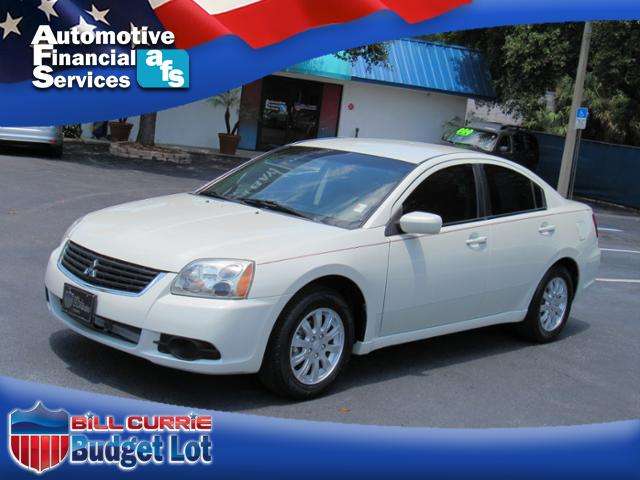 Pre-Owned 2009 Mitsubishi Galant ES