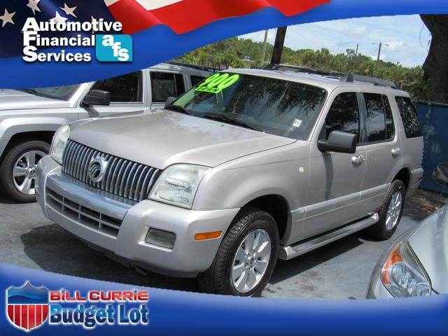 Pre-Owned 2006 Mercury Mountaineer Luxury