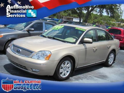 Pre-Owned 2007 Ford Five Hundred SEL