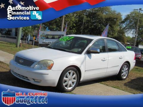Pre-Owned 2005 Ford Five Hundred Limited