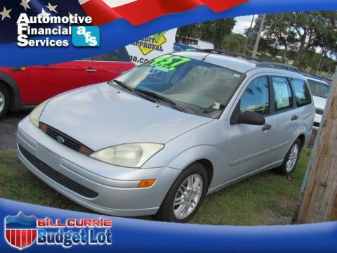 Pre-Owned 2002 Ford Focus SE Base
