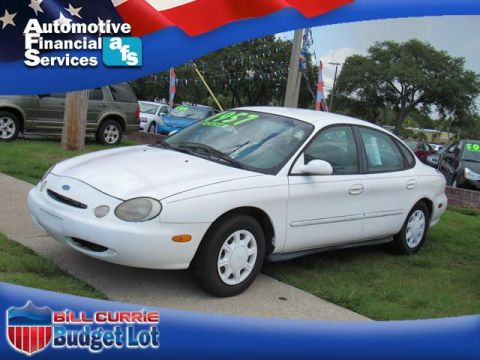 Pre-Owned 1997 Ford Taurus GL