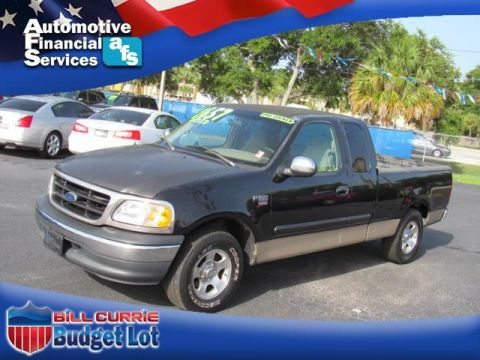Pre-Owned 2000 Ford F-150 XLT