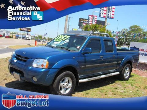Pre-Owned 2002 Nissan Frontier 2WD SE