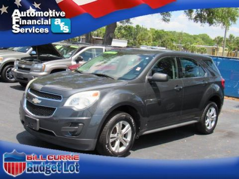 Pre-Owned 2010 Chevrolet Equinox LS