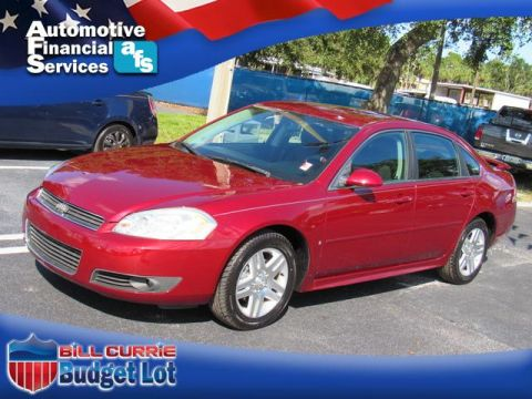 Pre-Owned 2009 Chevrolet Impala 3.9L LT