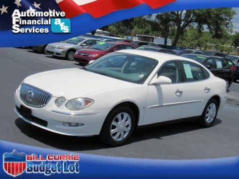 Pre-Owned 2008 Buick LaCrosse CX