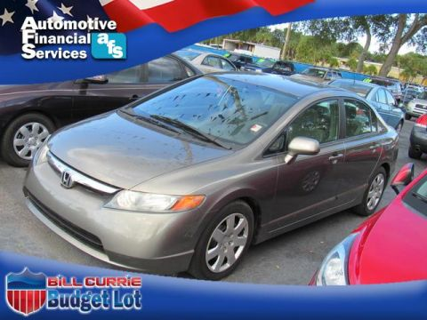 Pre-Owned 2008 Honda Civic Sdn LX