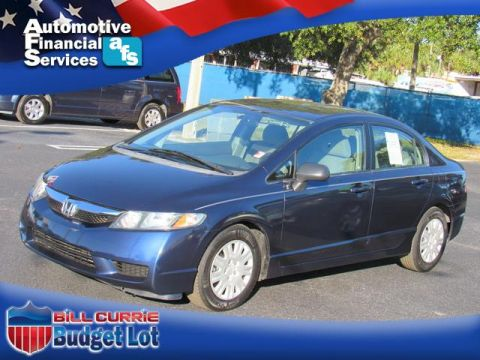 Pre-Owned 2010 Honda Civic Sdn DX-VP