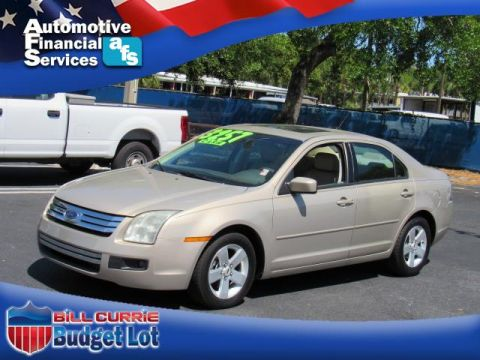 Pre-Owned 2007 Ford Fusion SE