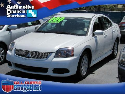 Pre-Owned 2010 Mitsubishi Galant