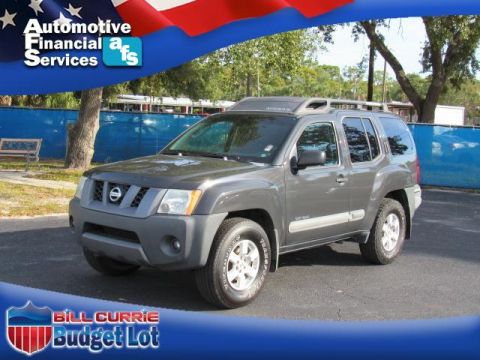 Pre-Owned 2006 Nissan Xterra Off Road