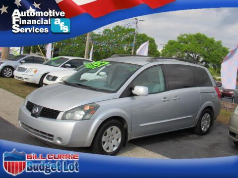 Pre-Owned 2005 Nissan Quest S