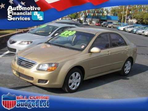 Pre-Owned 2009 Kia Spectra EX