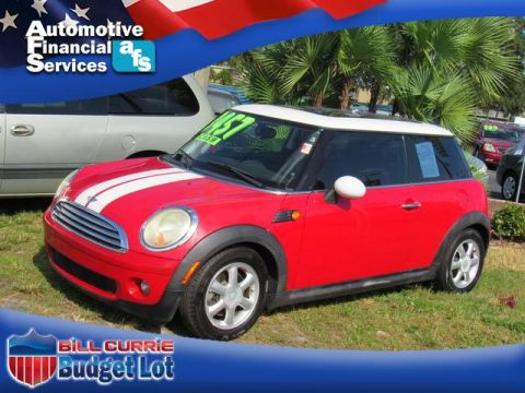 Pre-Owned 2008 MINI Cooper Hardtop